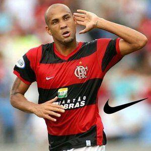 Nike Dri-Fit Flamengo Jersey - X-Large